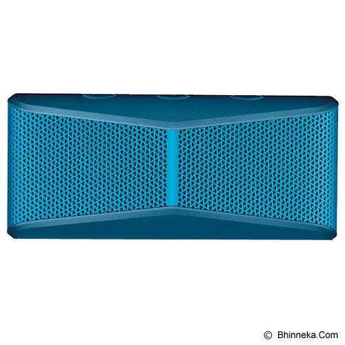 LOGITECH X300 Mobile Speaker [984-000427] - Blue/Blue Grill - Speaker Bluetooth & Wireless